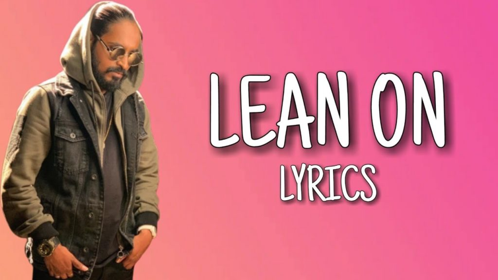 EMIWAY LEAN ON LYRICS