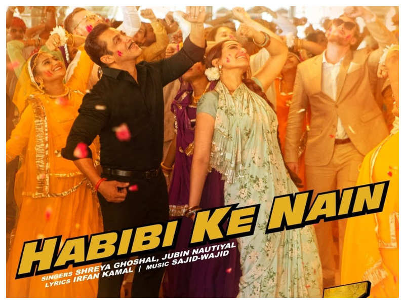LYRICS OF HABIBI KE NAIN