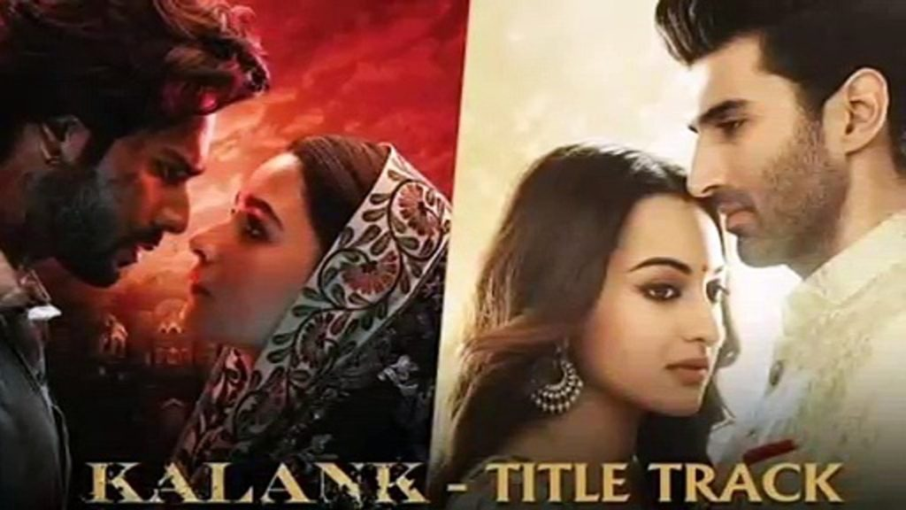 Lyrics Of Kalank