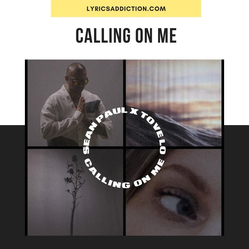 CALLING ON ME LYRICS - SEAN PAUL, TOVE LO