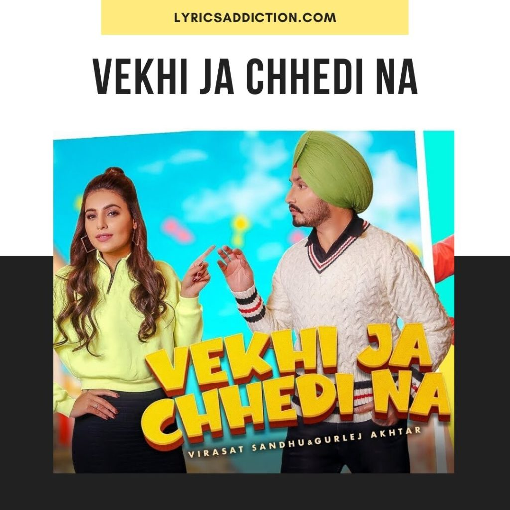 VEKHI JA CHHEDI NA LYRICS