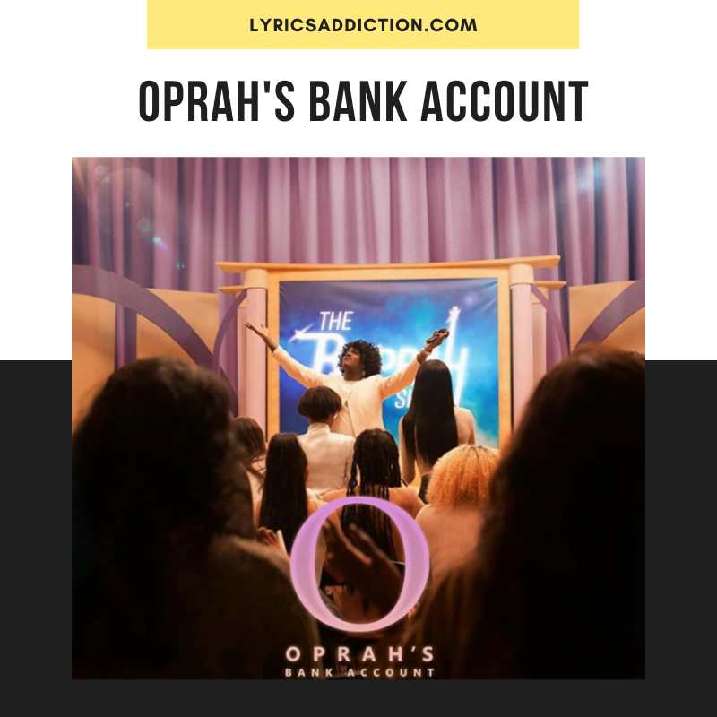 LIL YACHTY & DABABY - OPRAH'S BANK ACCOUNT LYRICS