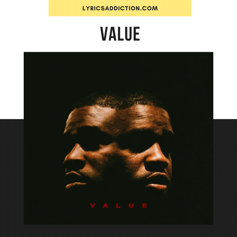A$AP FERG - VALUE LYRICS