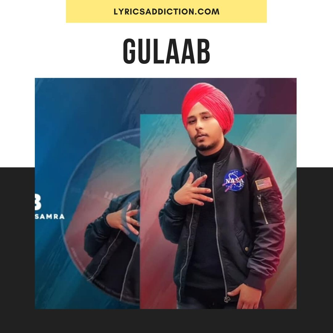 GULAAB LYRICS