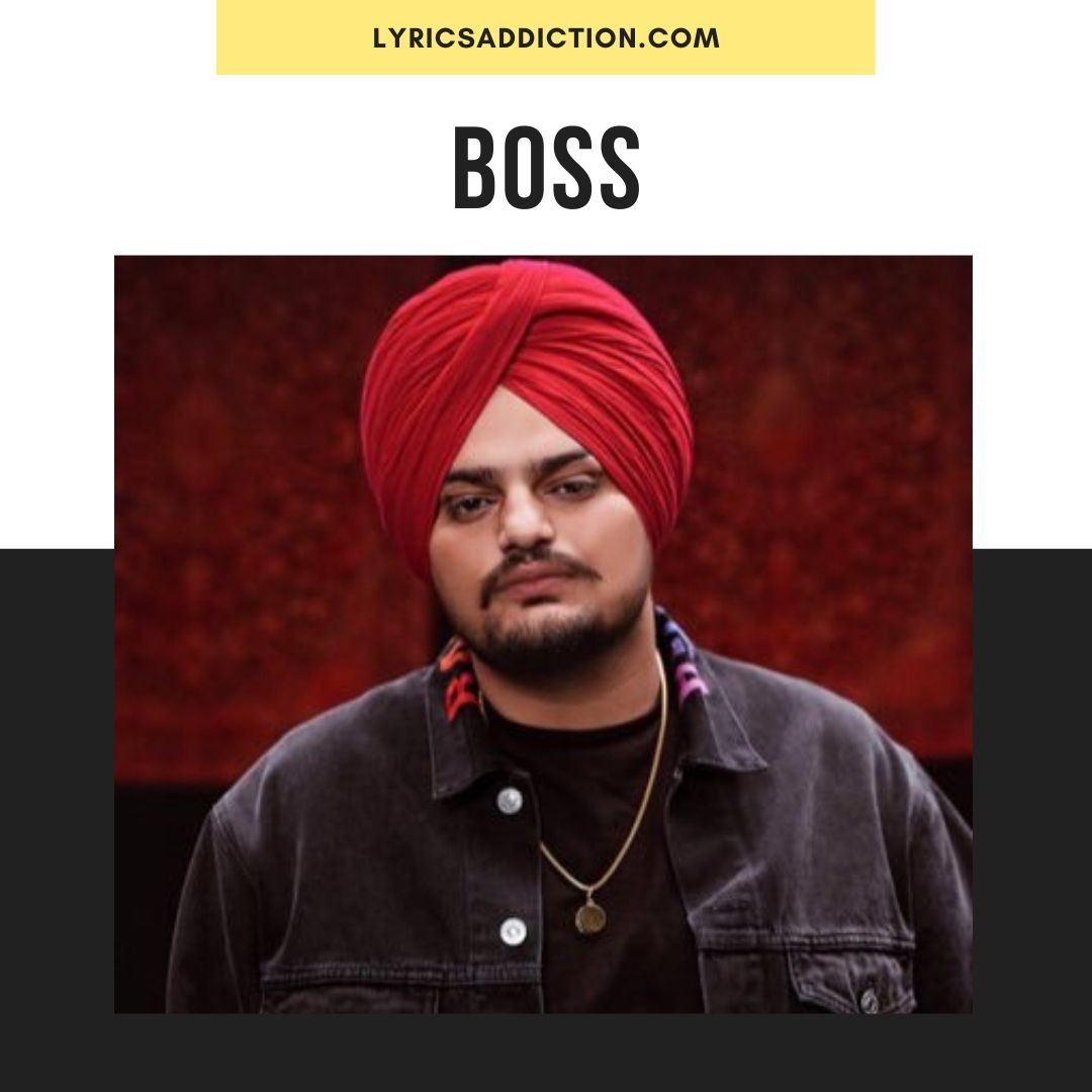 BOSS LYRICS