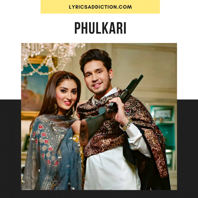 KARAN RANDHAWA - PHULKARI SONG LYRICS