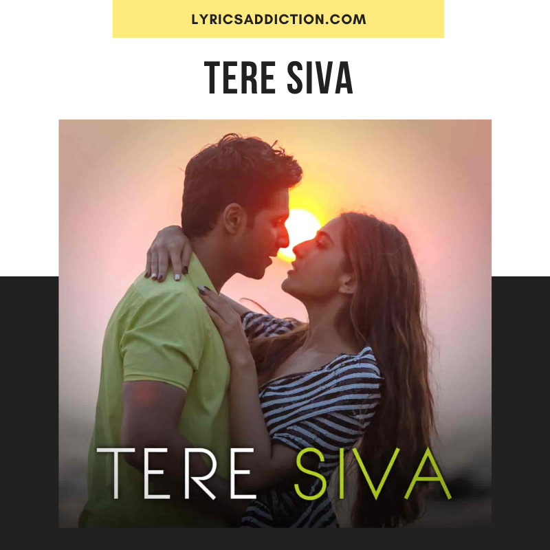 RENESSA DAS - TERE SIVA LYRICS | COOLIE NO.1