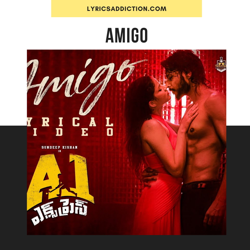 INNO GENGA - AMIGO LYRICS