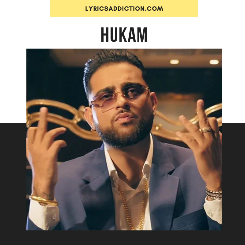 KARAN AUJLA - HUKAM LYRICS